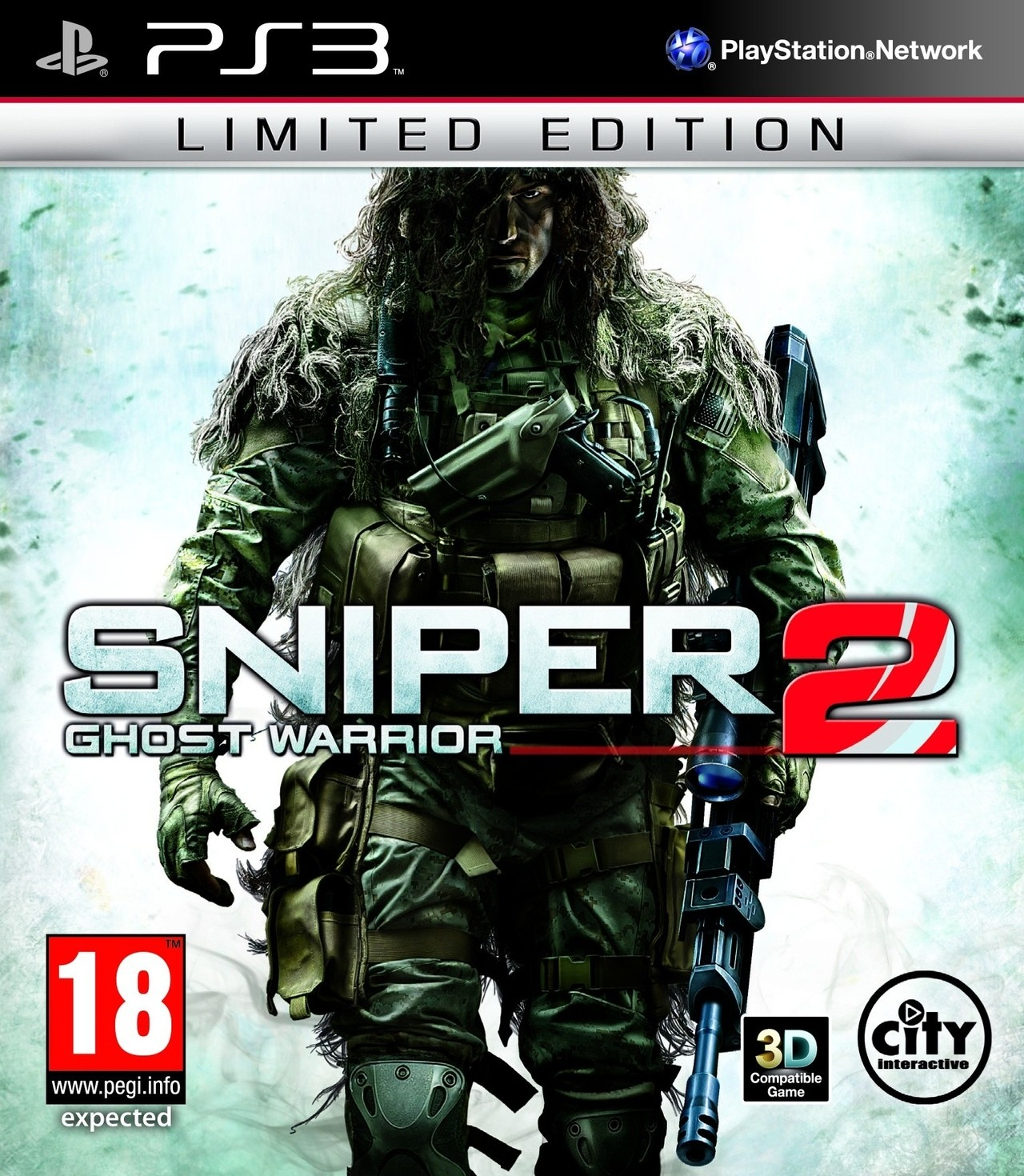 Sniper : Ghost Warrior 2 [PLAYSTATION-3]