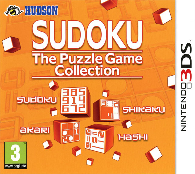 Sudoku The Puzzle Game Collection EUR [3DS] [FS]