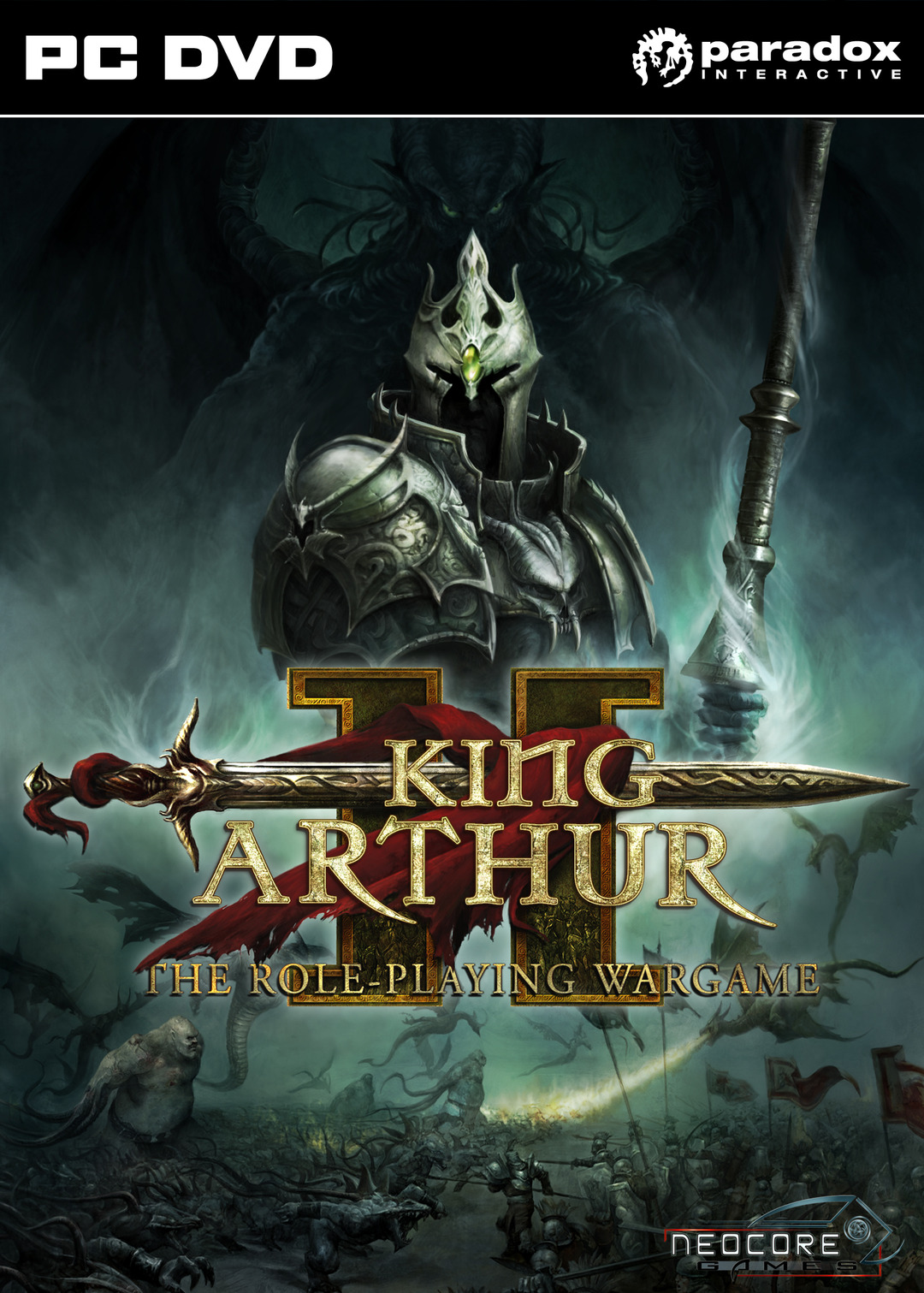 King Arthur II : The Role-playing Wargame [Multilangues l UL-RG-DF] [PC]