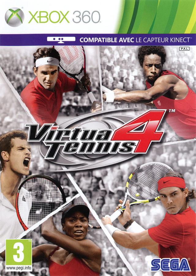 Jeux Ps3 Tennis