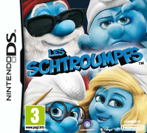 Les Schtroumpfs DS