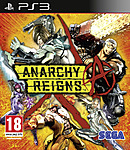 Anarchy Reigns jaquette