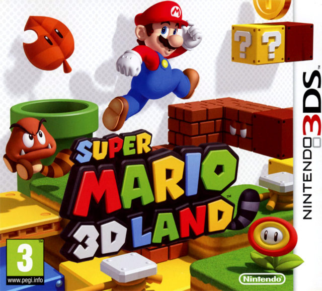 Super Mario 3D Land [DF] [Nintendo 3DS]