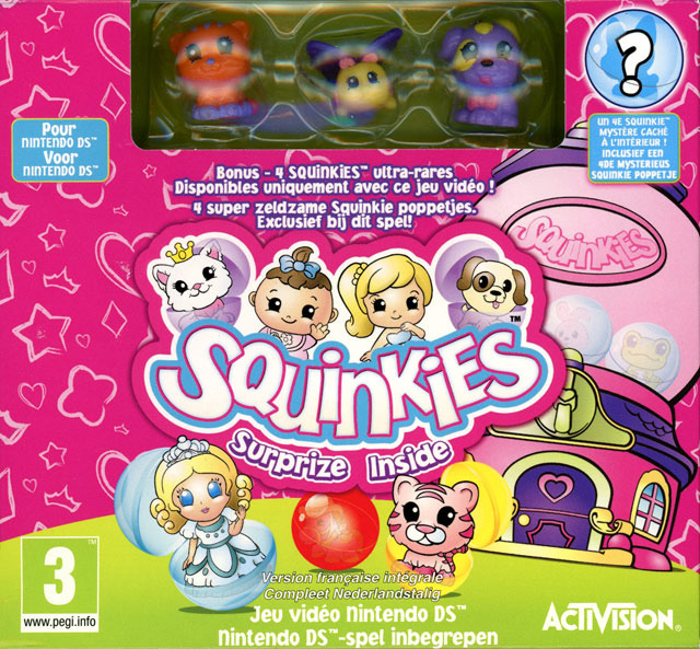 Squinkies : Boule Surprise DS