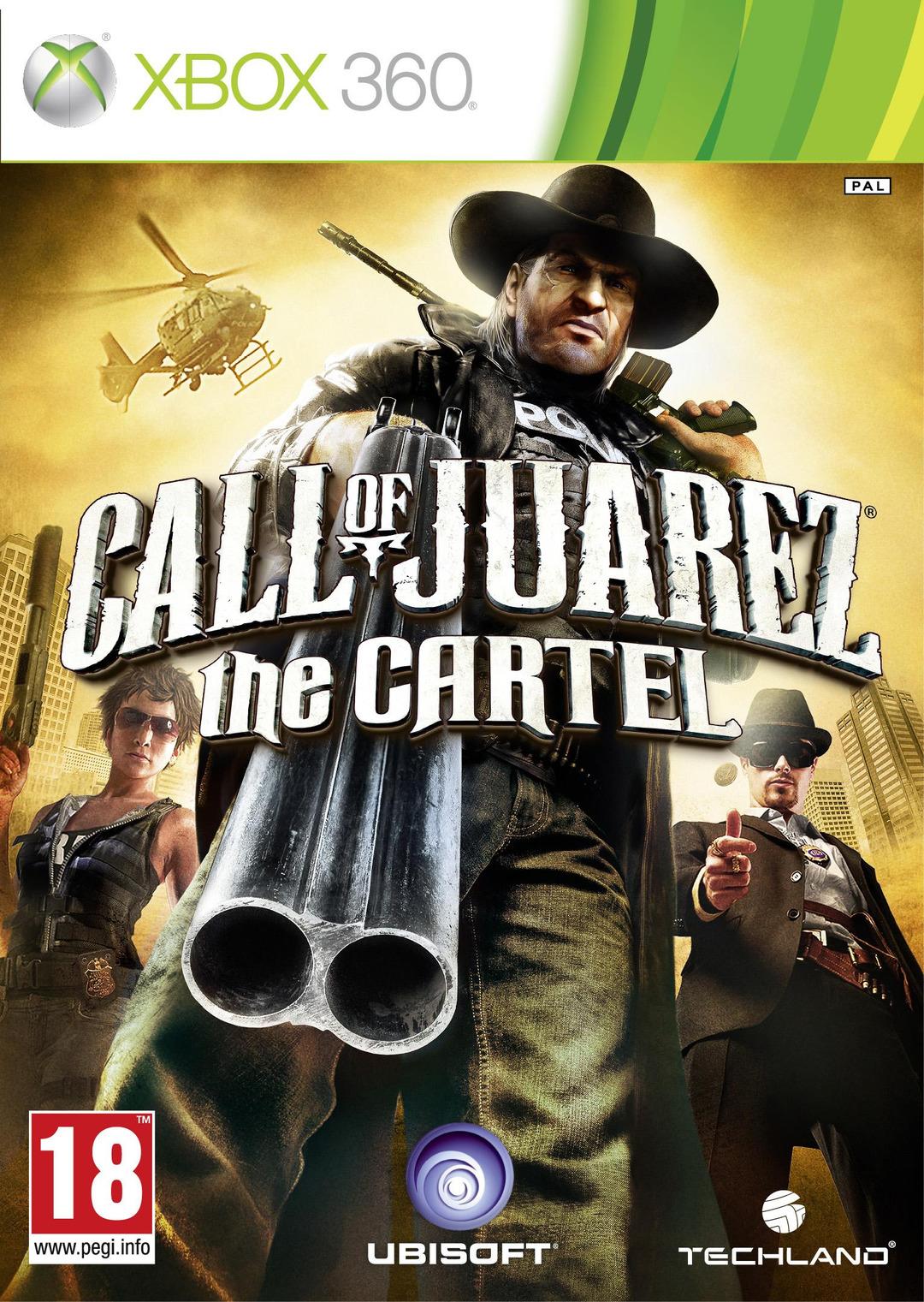 Call of Juarez The Cartel [XBOX 360]