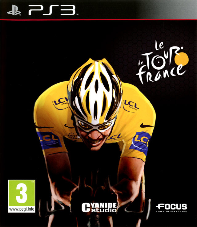 Le Tour de France 2011 EUR PS3 (exclue) [FS]