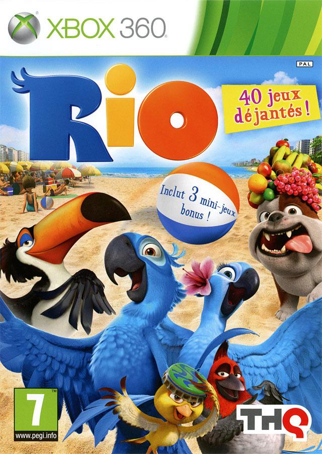 Rio RGH Español Xbox 360 1.6gb [Mega, Openload+] Xbox Ps3 Pc Xbox360 Wii Nintendo Mac Linux