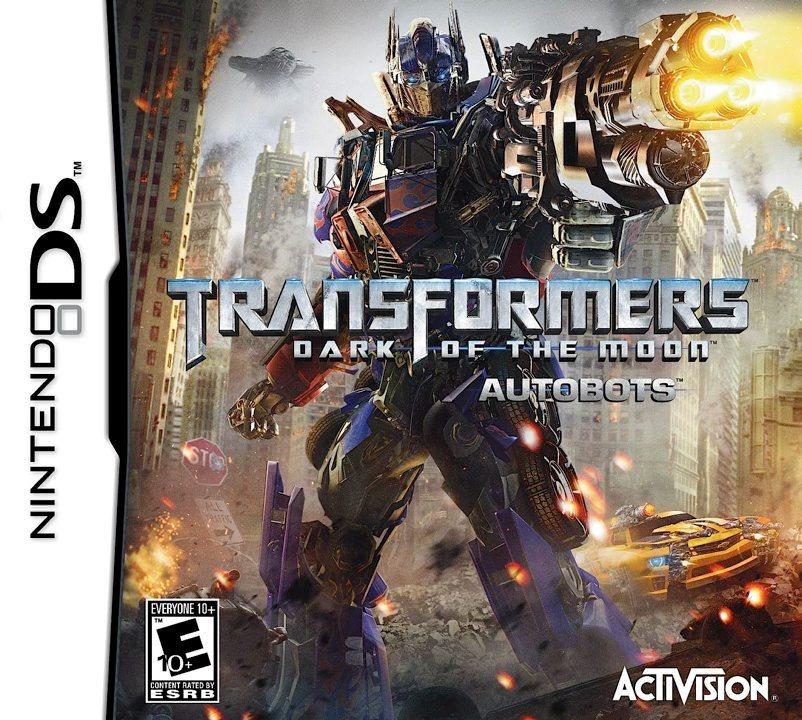 Transformers : La Face Cachée De La Lune DECEPTICONS [FS] [US]