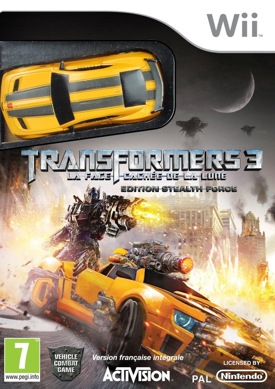 Transformers : La Face Cachée de la Lune [Wii] (Exclue) [FS] [US]