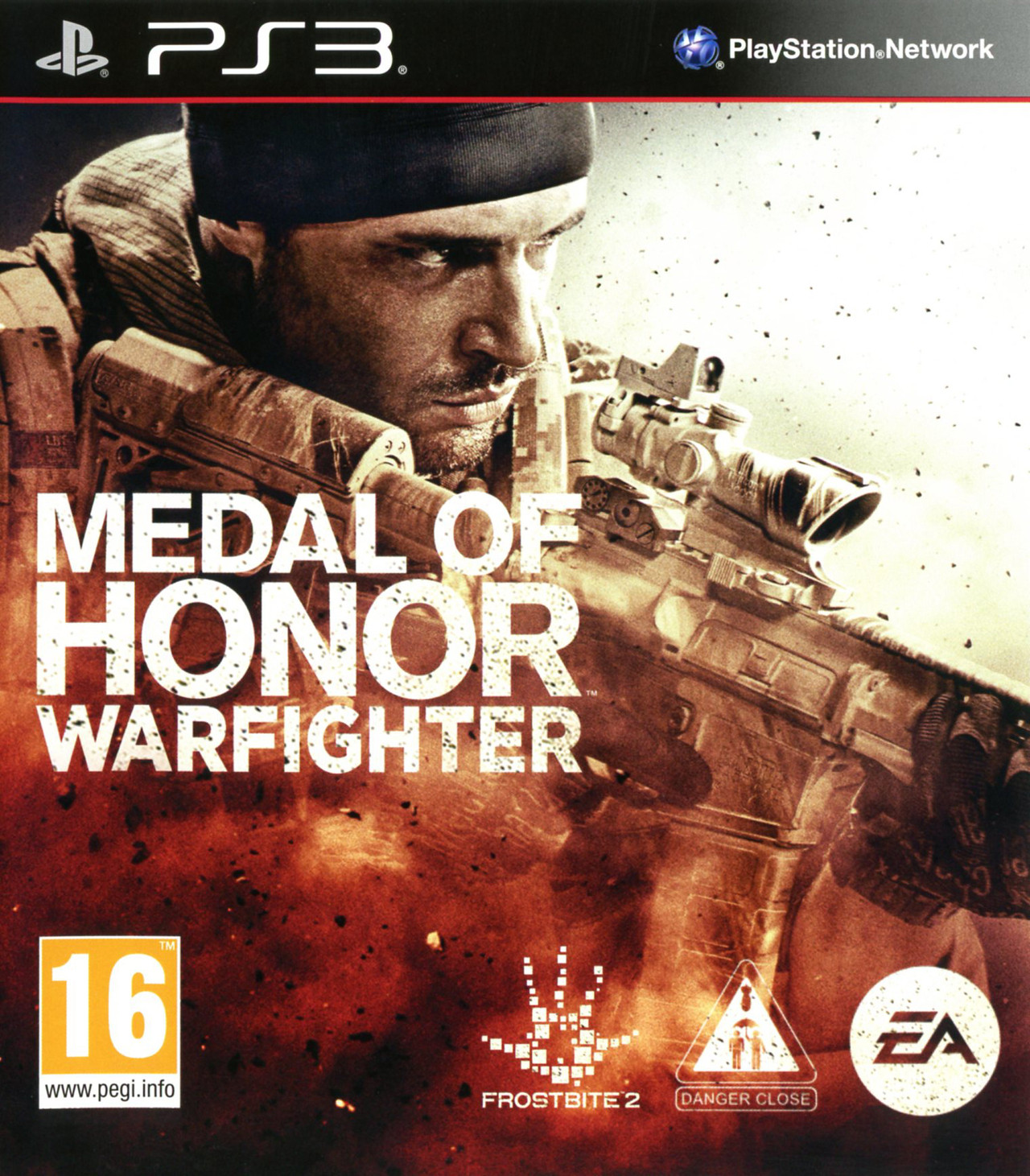 Medal of Honor Warfighter PS3 [MULTI]