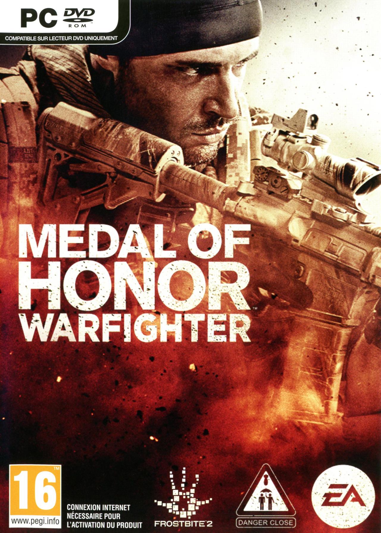 لعبةmedal of honor: Warfighter بروابط تورنت  كراك