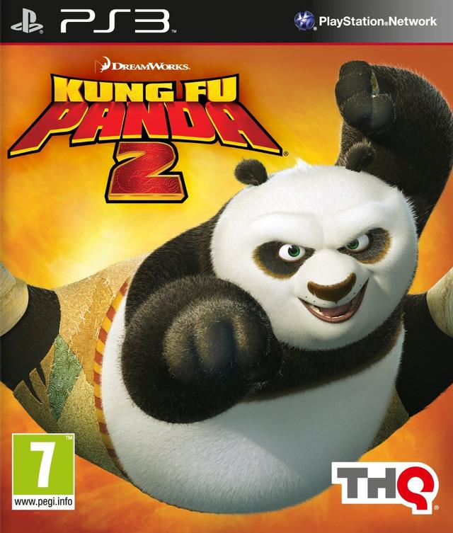 Kung Fu Panda 2 [PS3 ] (Exclue)