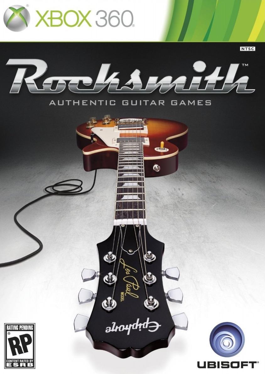 Rocksmith XBOX360 [MULTI]