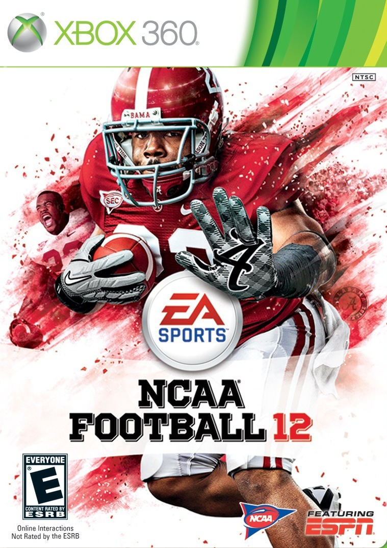 NCAA Football 12 NTSC XBOX360 (exclue) [FS]