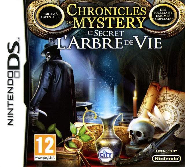Chronicles of Mystery : L'Arbre de Vie DS