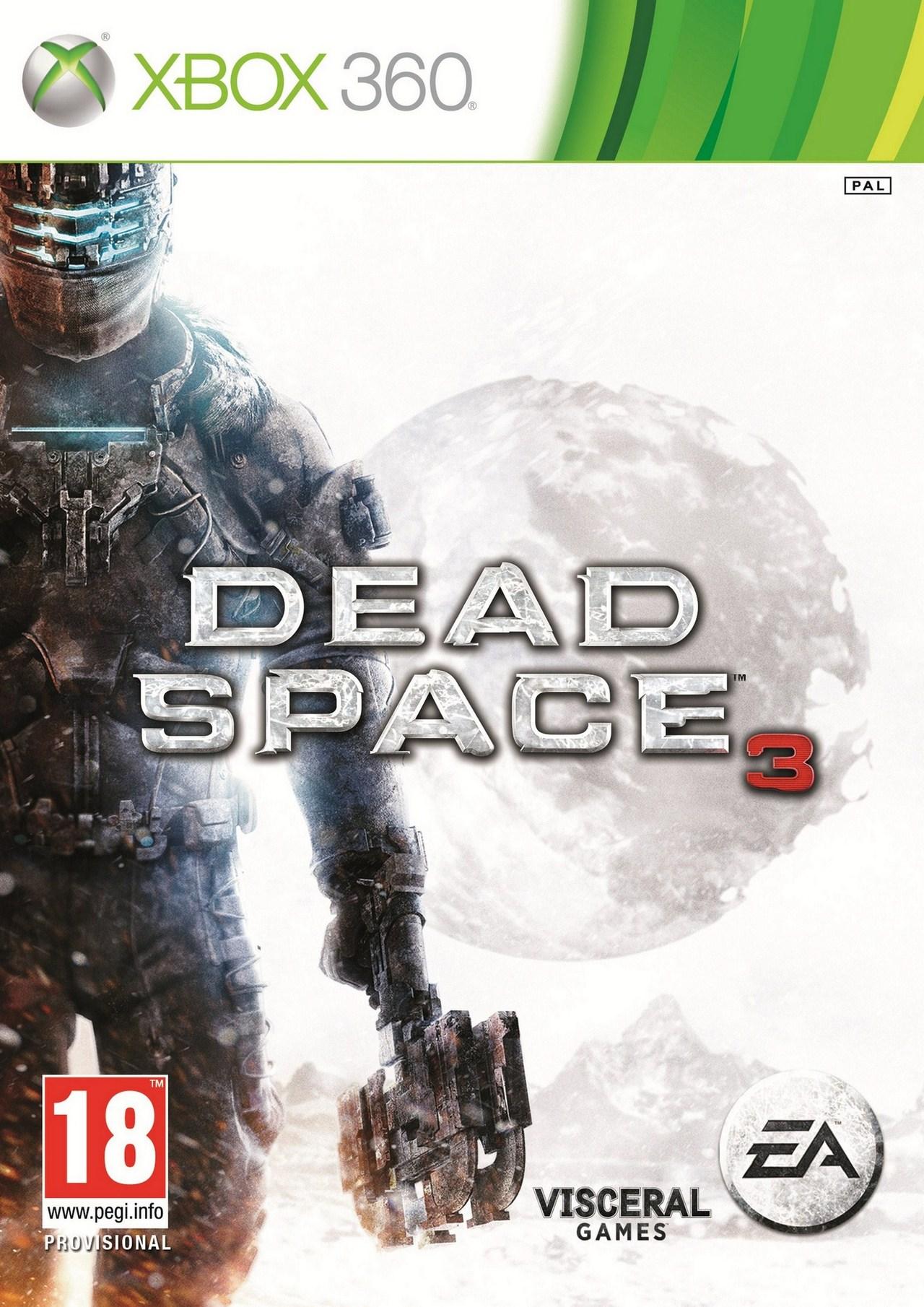 [MULTI] Dead Space 3 [XBOX 360]