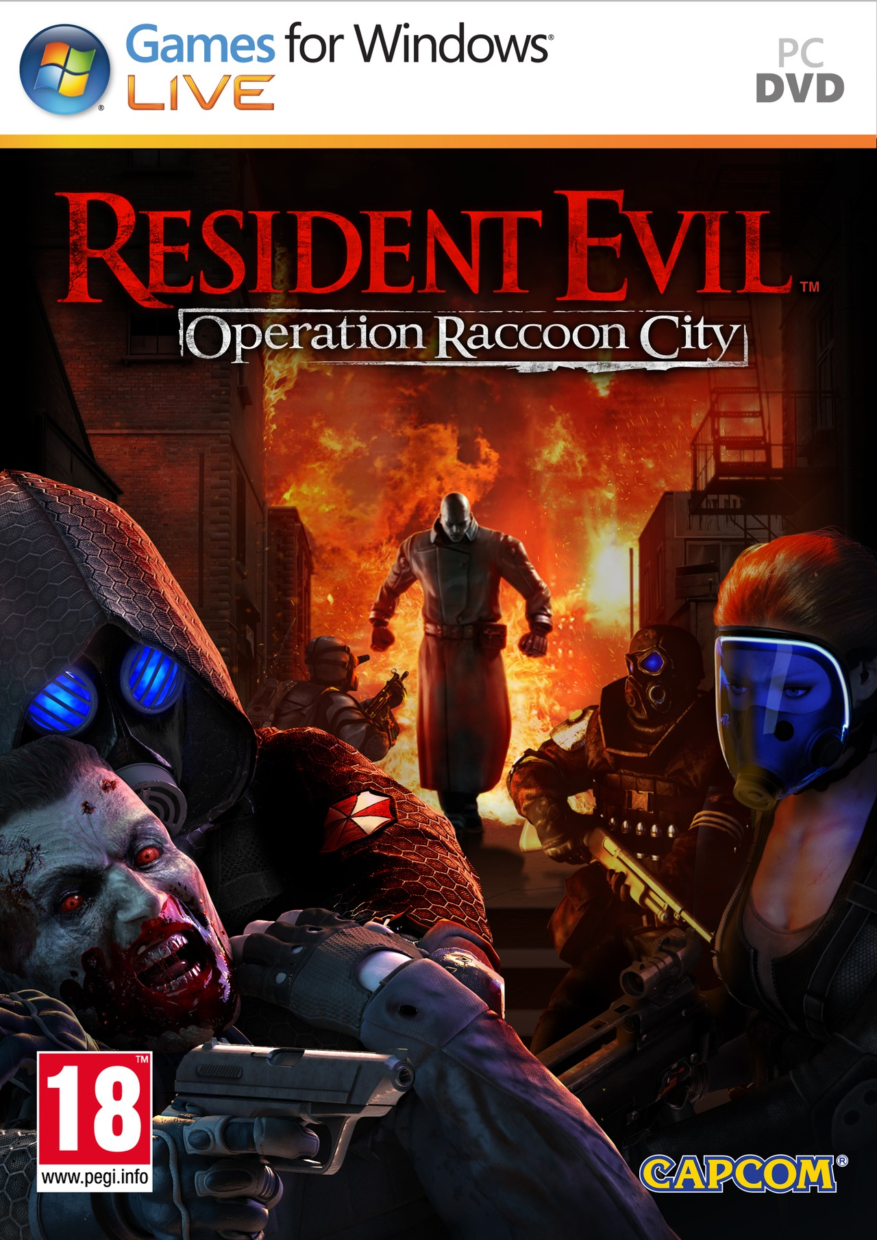 Resident Evil : Operation Raccoon City SKIDROW [PC] | Rapidshare Multi Lien