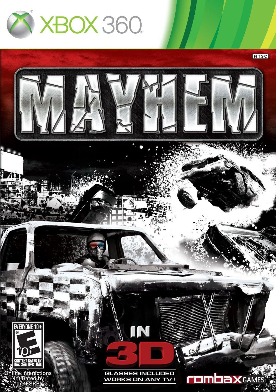 Car Games Metal Mayhem