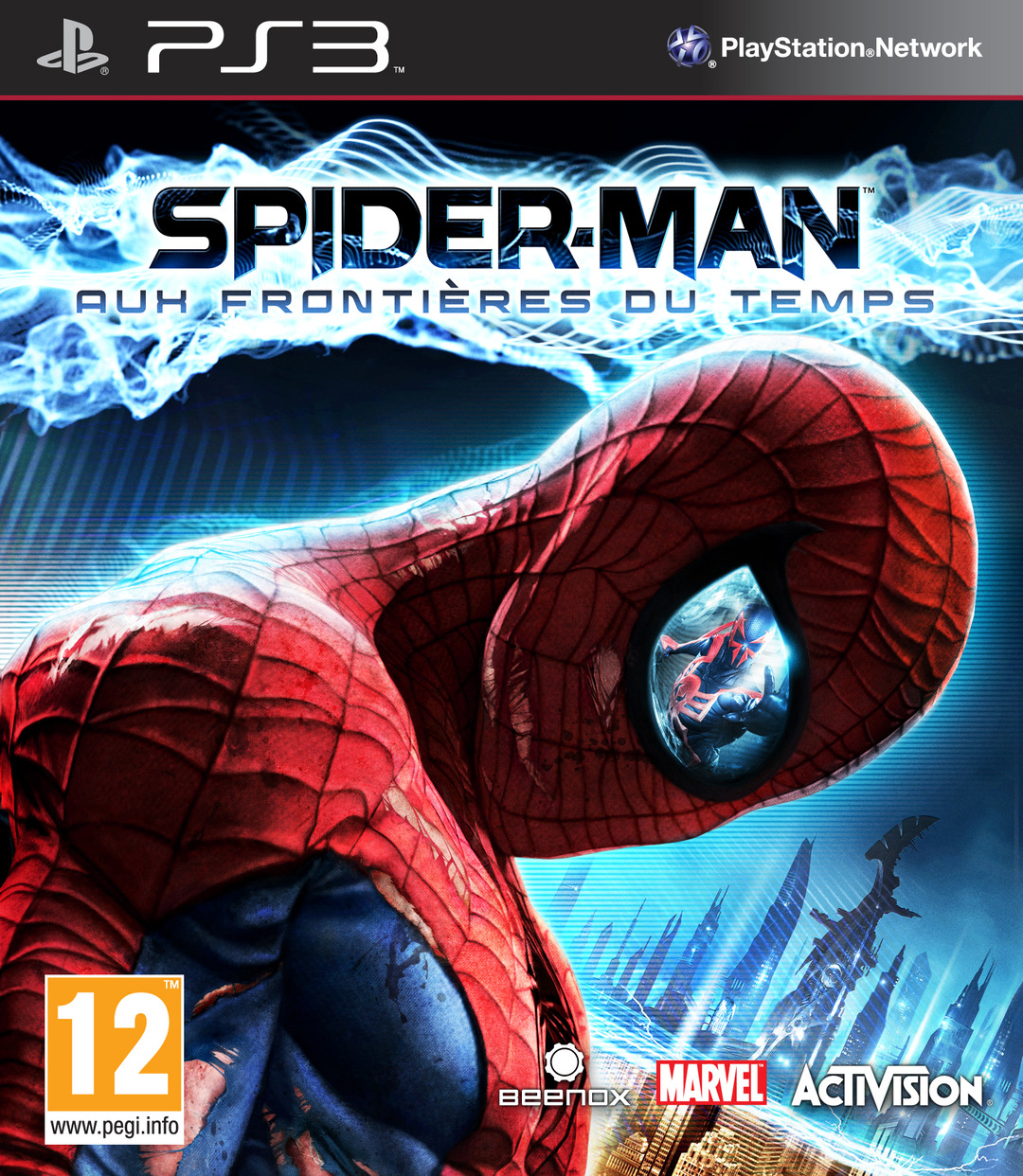 [MULTI] Spider Man Edge Of Time PS3-CHARGED