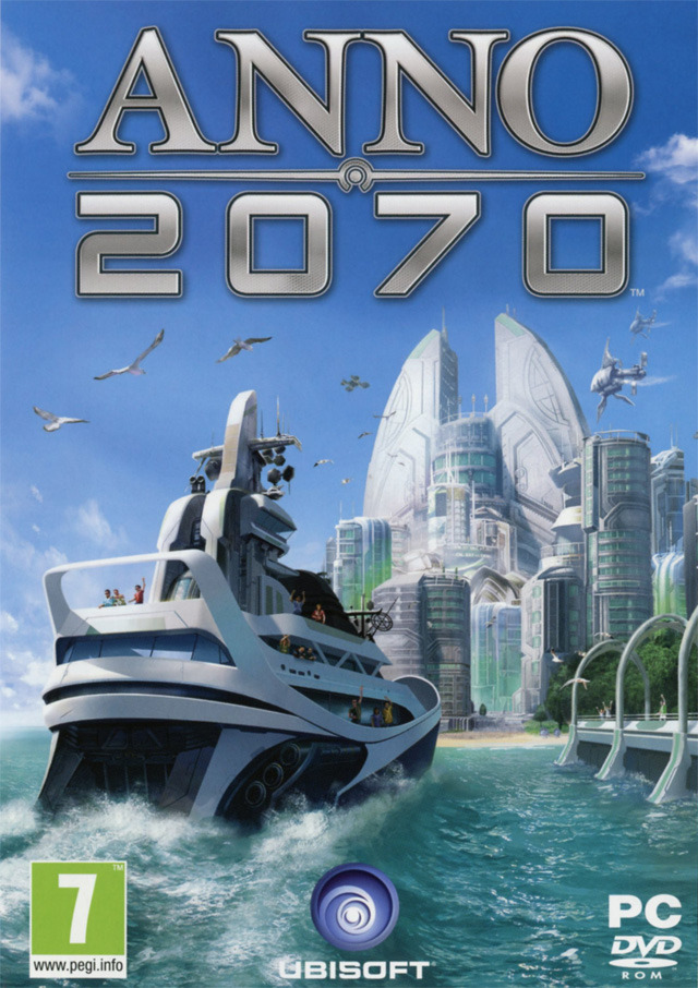 Anno 2070 v2.0.7780   FRENCH