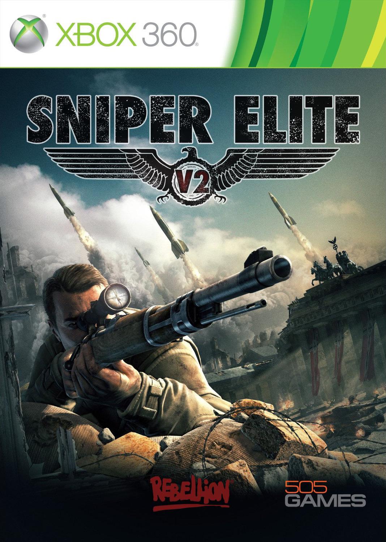 [Multi] Sniper Elite V2 XBOX360