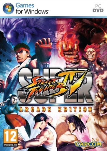 Super Street Fighter IV : Arcade Edition [PC] [MULTI] REPACK EDITION [FS] (Exclue)