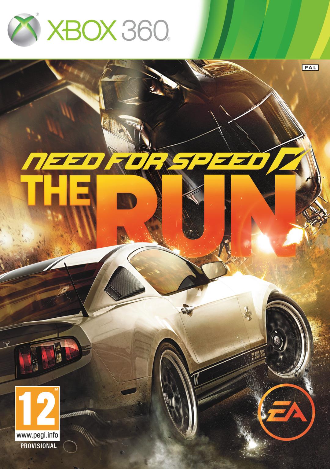 Ключ активации Need for Speed The Run.