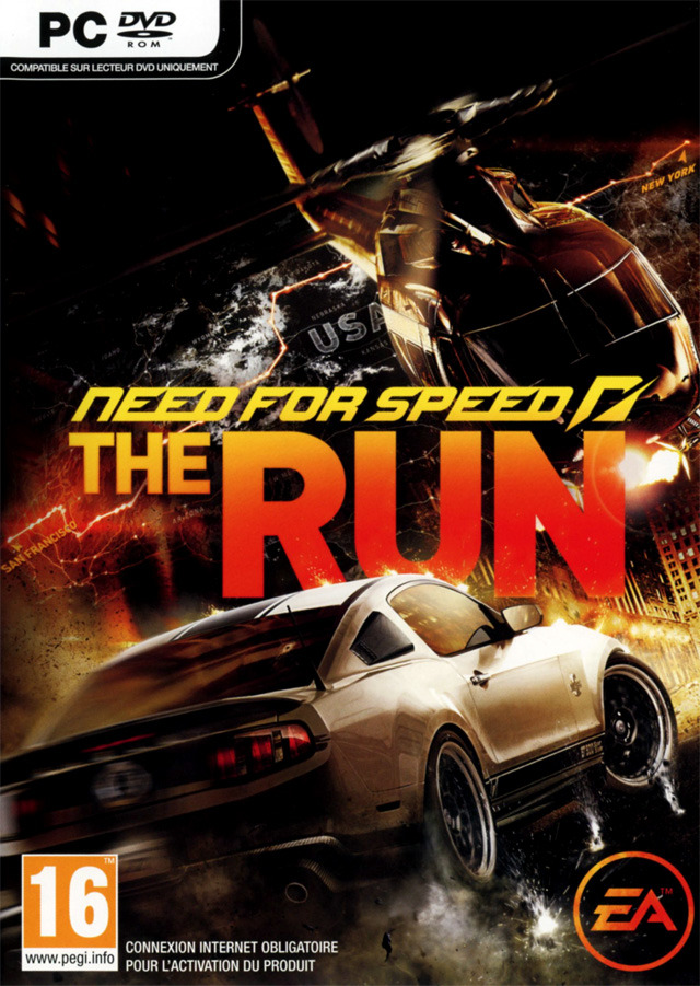 Need for Speed : The Run [PC] [MULTI]