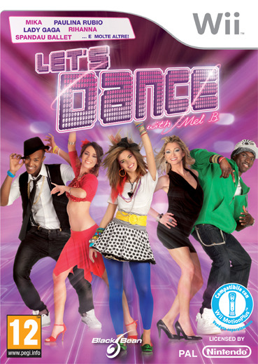 Let's Dance with Mel B  [Wii | PAL] (Exclue) [FS] [US]