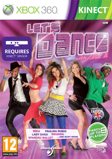 Lets Dance with Mel B PAL XBOX360 (exclue) [FS]