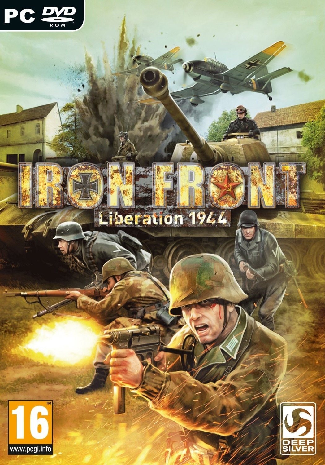 Iron Front : Liberation 1944 [PC]  DF