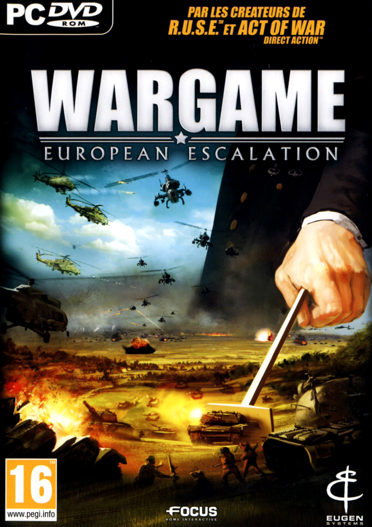 Wargame : European Escalation [MULTI] [PC] (exclue)