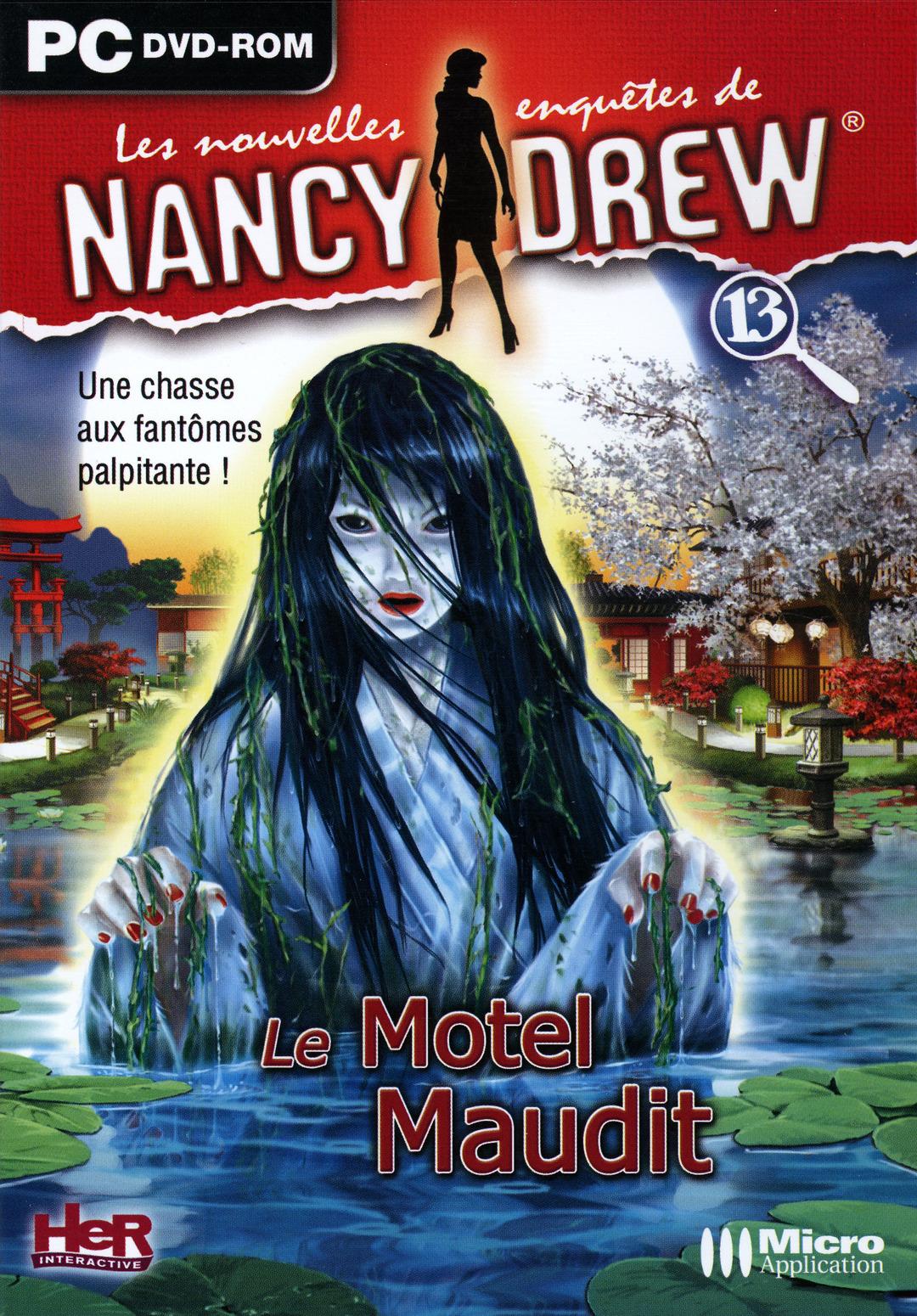 Les Nouvelles Enquêtes de Nancy Drew : Le Motel Maudit PC - 1 (-1