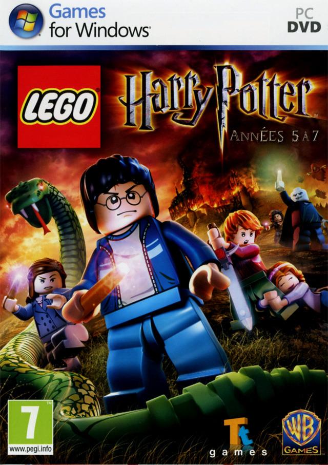jeuxvideo.com LEGO Harry Potter : Années 5 à 7 - PC Image 1 sur 105