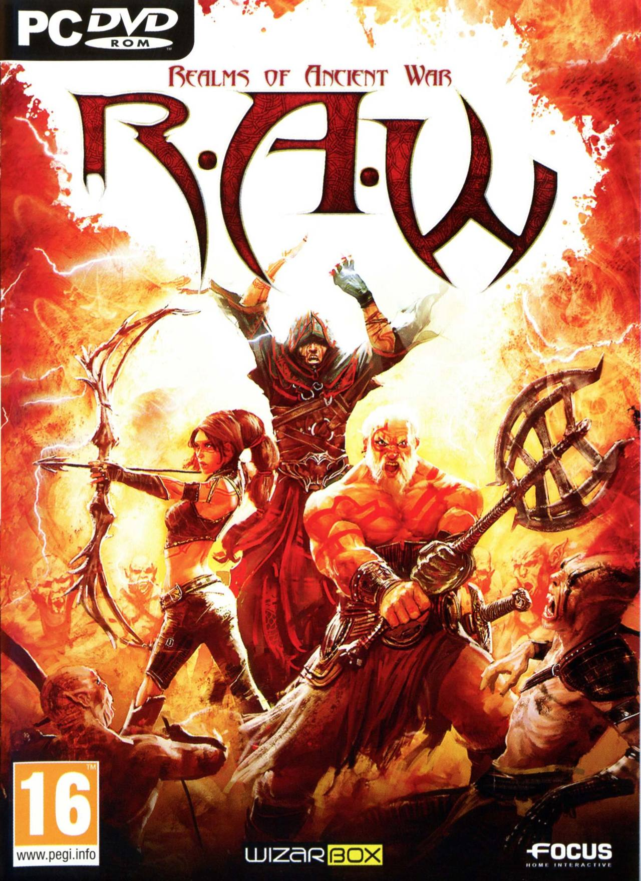 R.A.W. Realms of Ancient War  [PC]
