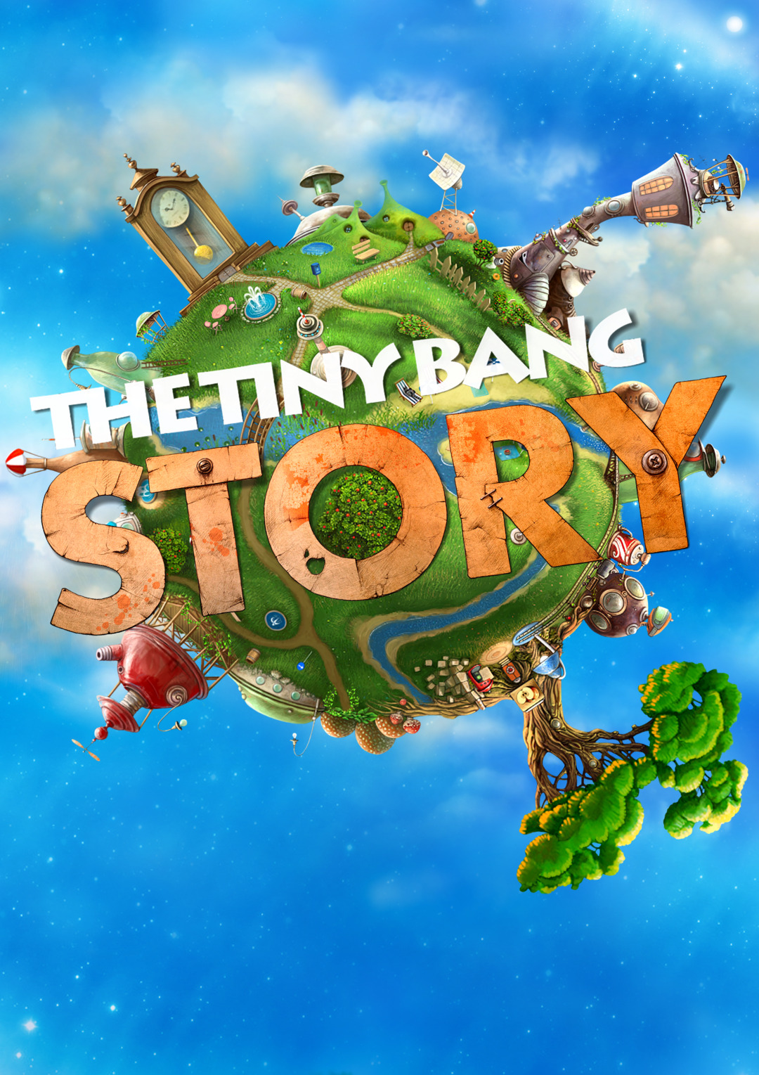 [MULTI] The Tiny Bang Story [PC] [Multi-Lang]