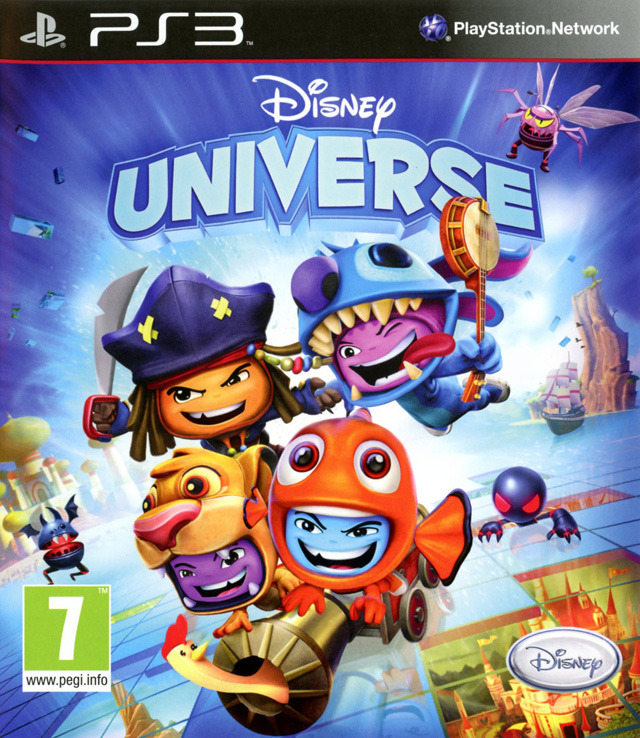 [MULTI] Disney Universe PS3-iMARS