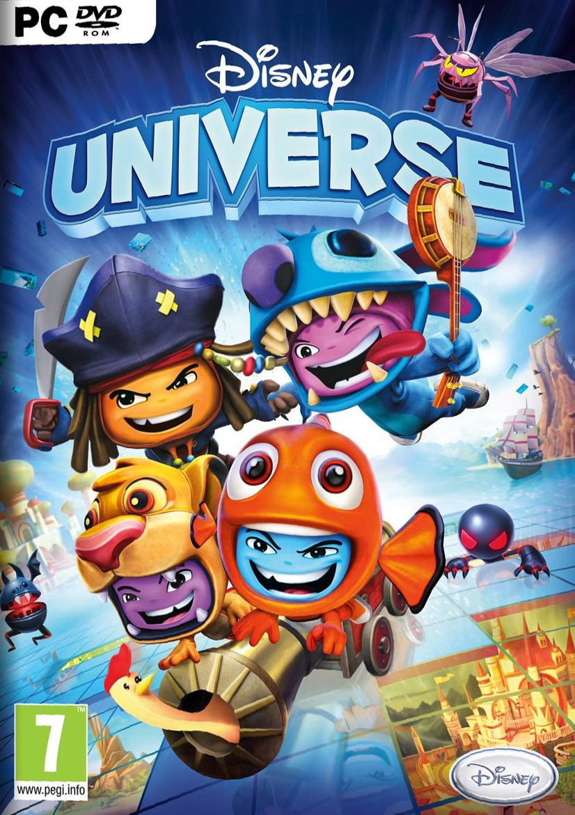Disney Universe + CRACk [PC | ISO] (Exclue) [FS]