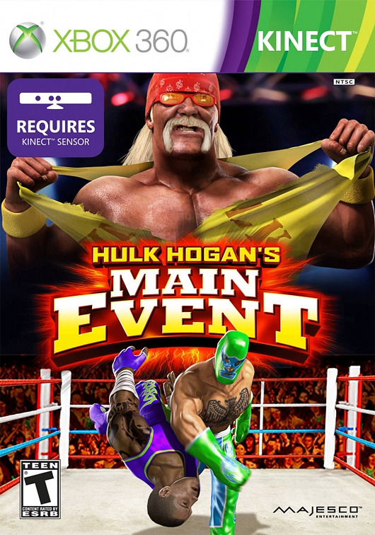 Hulk Hogan's Main Event -XBOX360 (Exclue) [FS] [WU]