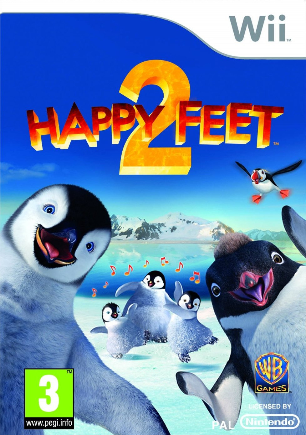 Happy Feet Two PAL WII (exclue) [FS]