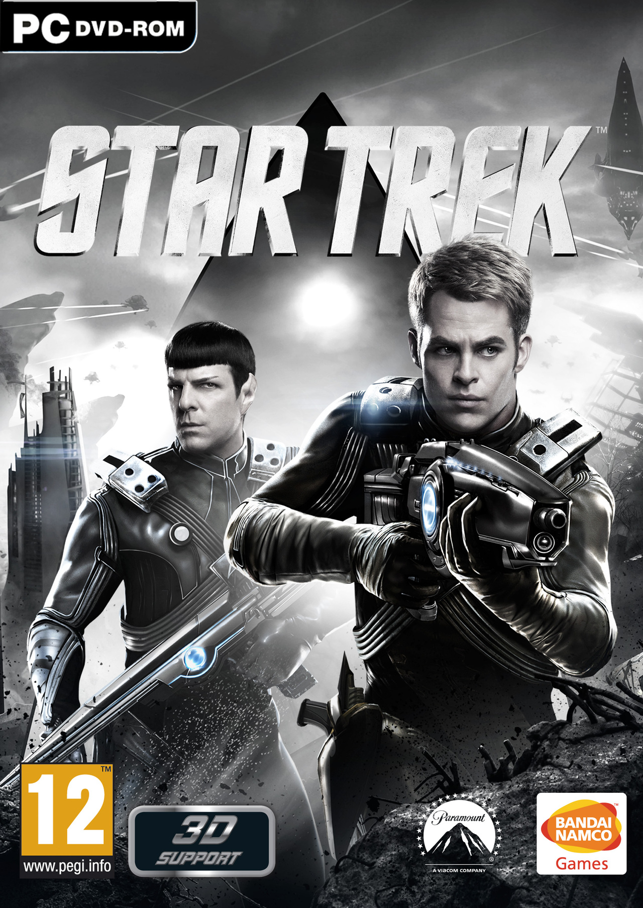 Star Trek  [PC] [MULTI]