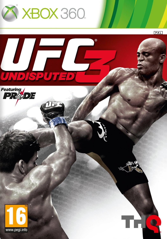 UFC Undisputed 3 RF XBOX360 (exclue) [UL]