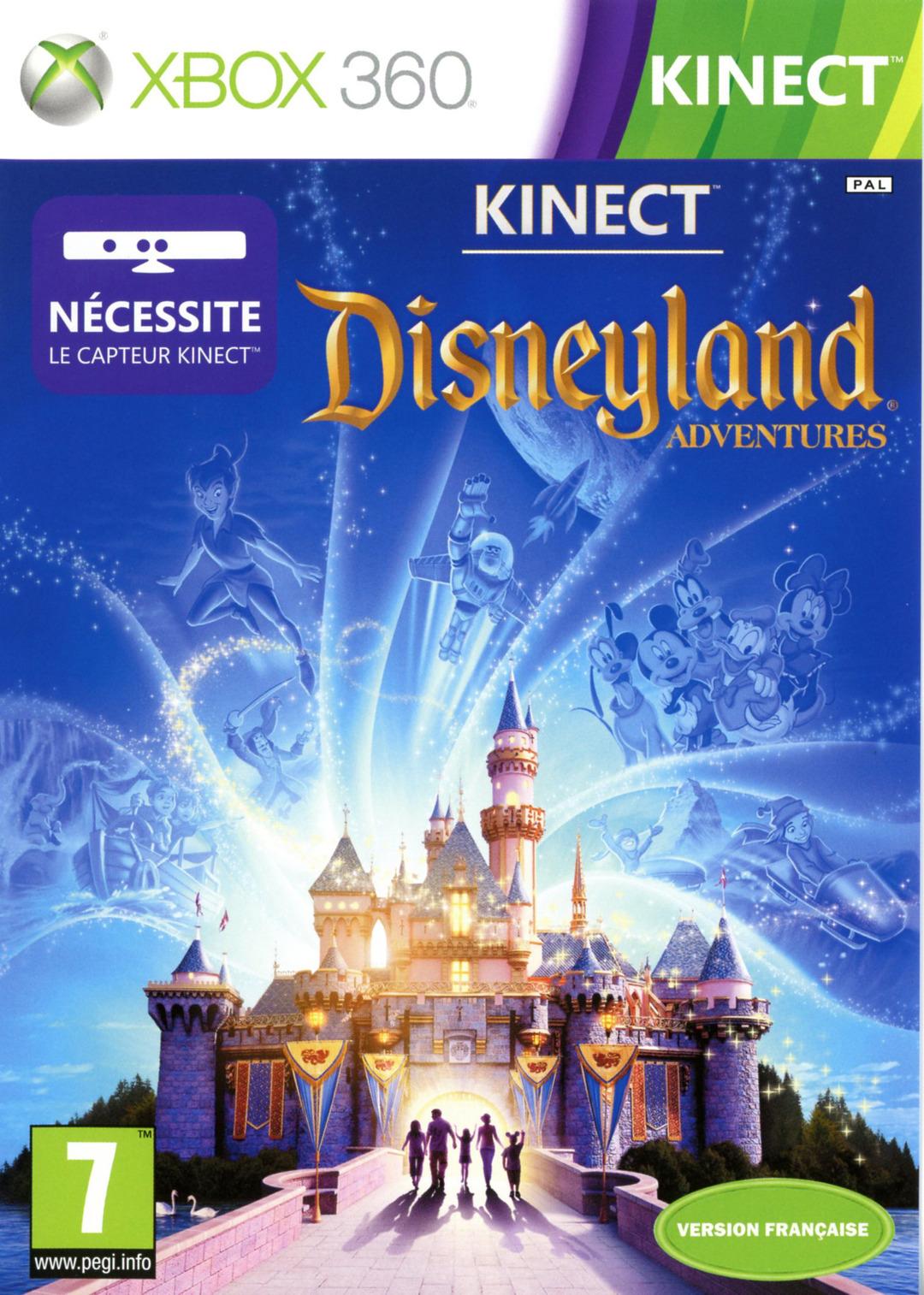 jeuxvideo.com Kinect Disneyland Adventures - Xbox 360 Image 1 sur 112
