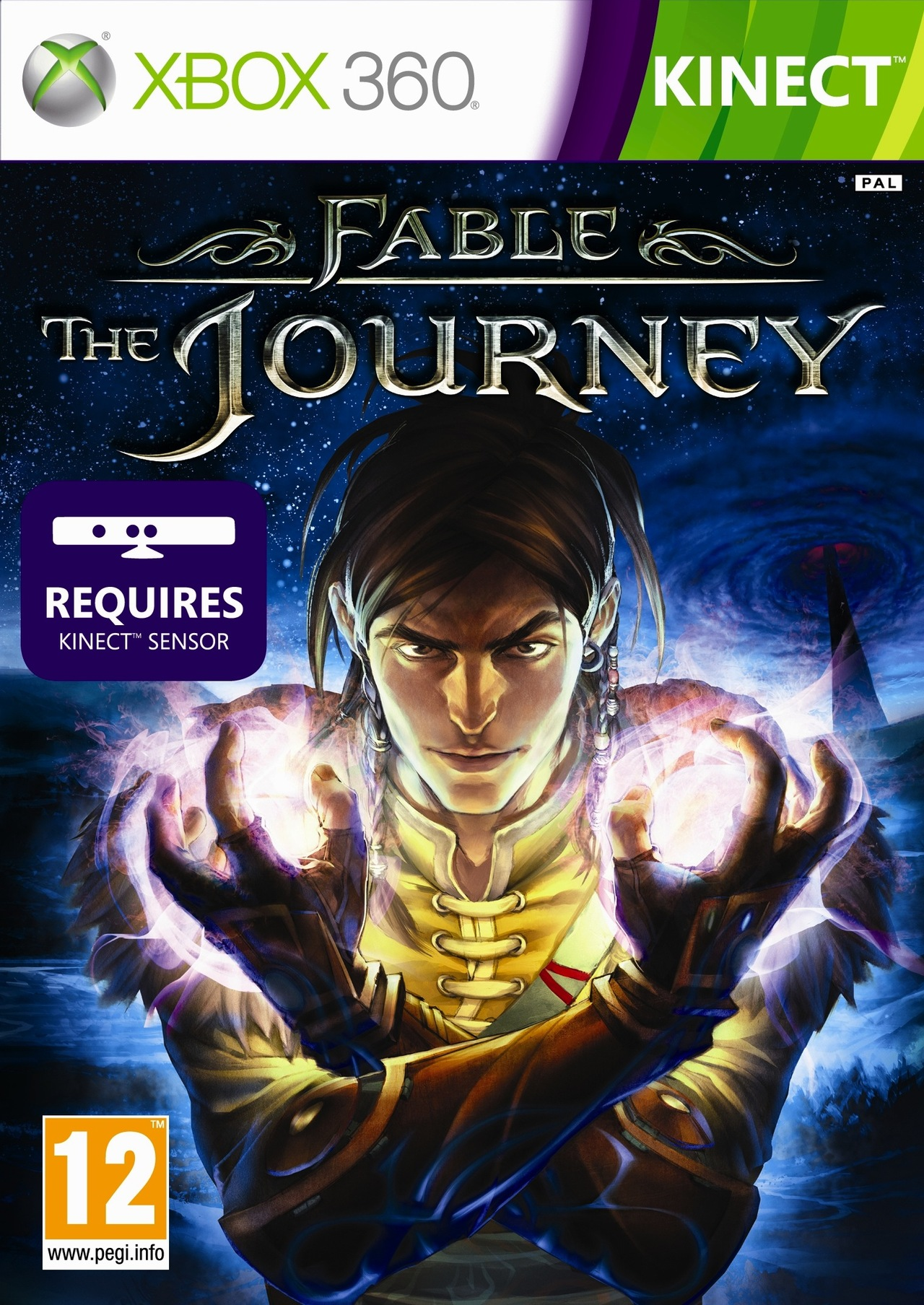 Fable The Journey (X-BOX 360) 2012