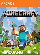 Jaquette Minecraft - Xbox 360