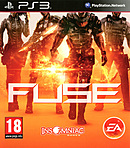 Jaquette Fuse - PlayStation 3