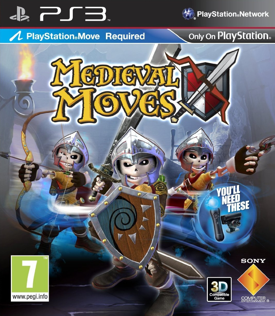 [MULTI] Medieval Moves PS3 [3.72]
