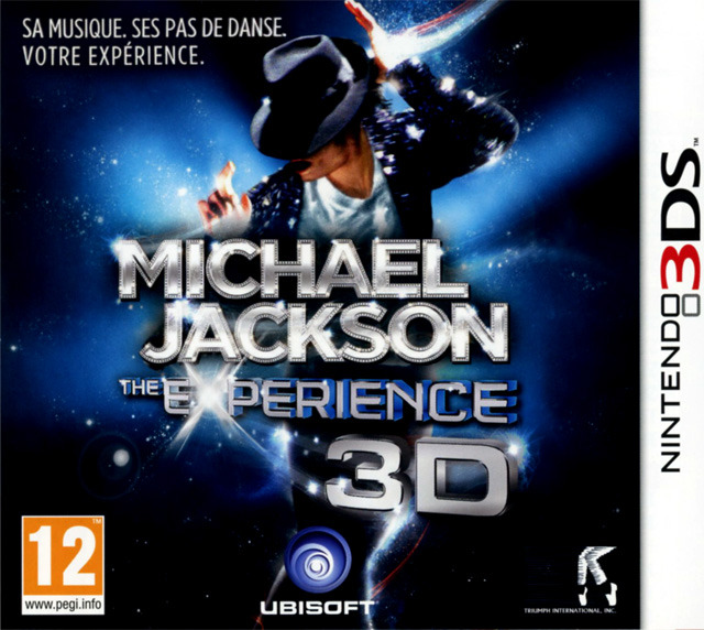 Michael Jackson : The Experience 3D 3DS