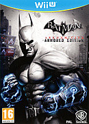 Jaquette Batman Arkham City : Armored Edition - Wii U
