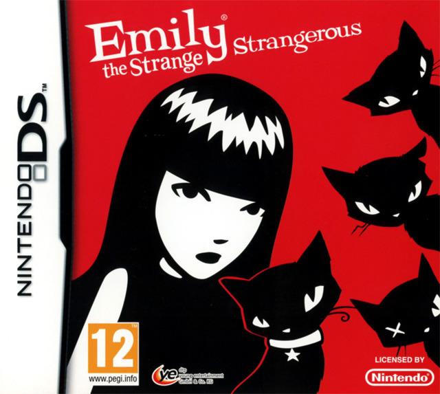 Emily the Strange Strangerous DS